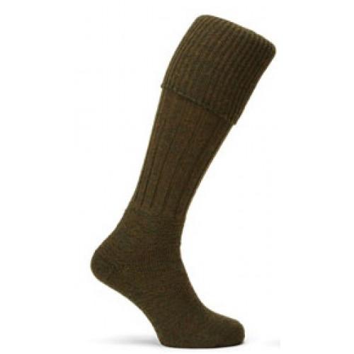 Pennine Gamekeeper Shooting Socks - Greenacre