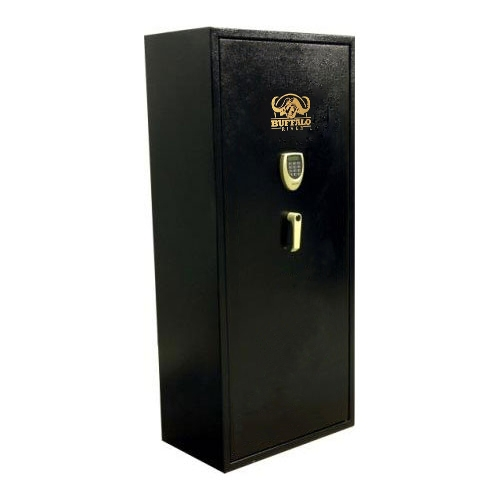 Buffalo River LCD Gold Series Gun Safe - 18 Gun - Black
