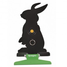 Remington Free Standing Folding Silhouette Knockdown Target - Rabbit