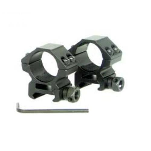 Wildhunter Pro- Mounts Weaver/Picatinny MEDIUM 30mm