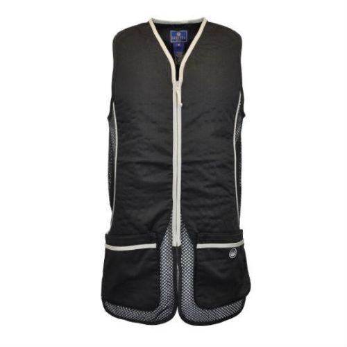 Beretta Man's Silver Pigeon Vest - Black