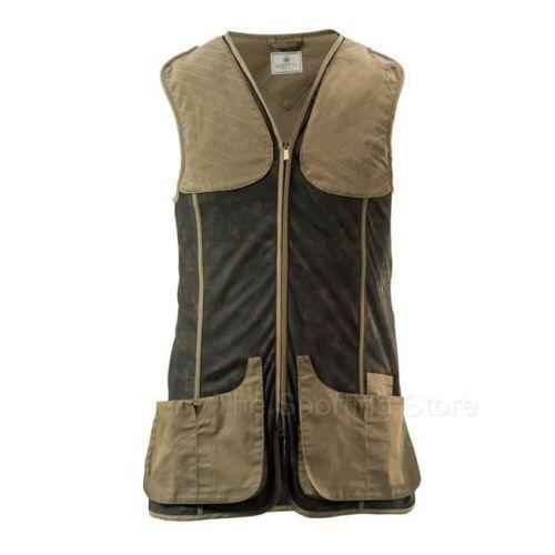 Beretta Urban Camo Shooting Vest - Dark Olive