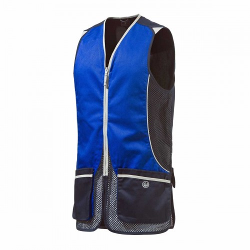 Beretta Silver Pigeon Navy & Blue Shooting Vest