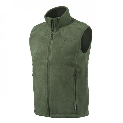 Beretta Active Track Fleece Vest Green