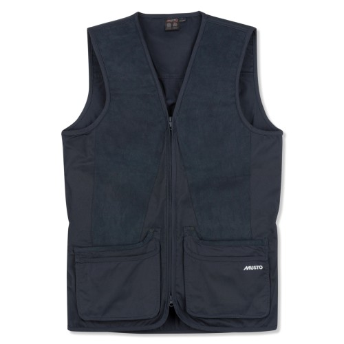 NEW Musto Clay Shooting Vests - True Navy