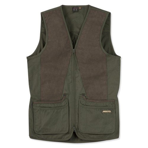 NEW Musto Clay Shooting Vests - Vineyard