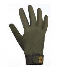 MacWet Climatec Long Gloves - Green UNISEX