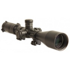 MTC Optics Optisan EVX 5-20x50i Rifle Scope - Black