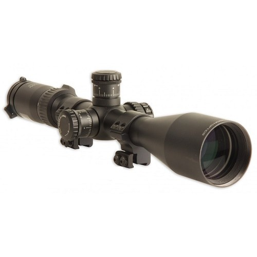 MTC Optics Optisan EVX 6-24x56i Rifle Scope - Black
