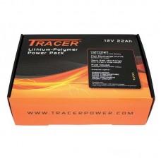 Tracer Lithium Polymer Battery Pack - 12v 22Ah